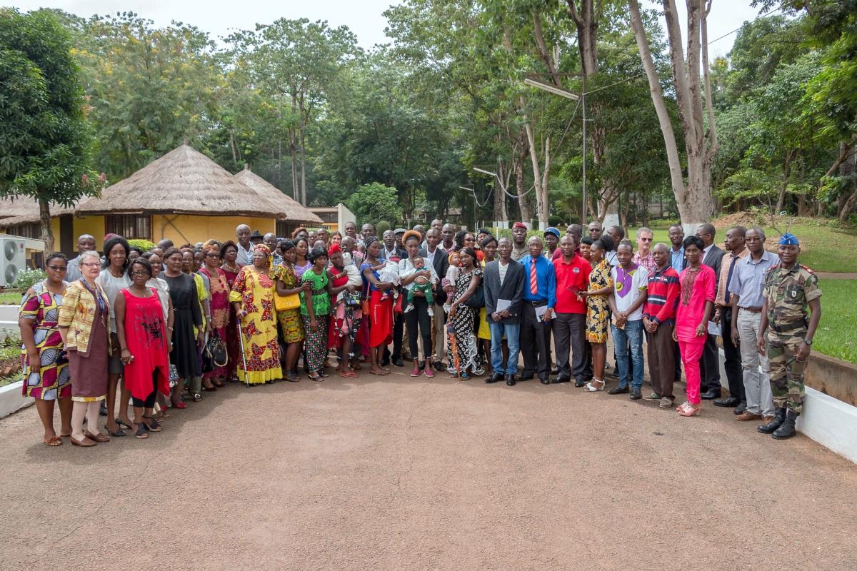 Le 11 juillet 2019 à l'Institut Pasteur de Bangui (IPB) a eu lieu la cérémonie de fin des recrutements de l'étude MITICA (Microbiote Transmission to Infants in Central Africa). Quelques 100 personnes réunies ont assisté à une première restitution partielle de l'étude.