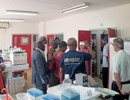24 février 2020 – La République Centrafricaine s'apprête à soumettre la documentation nationale pour l'obtention du statut « libre de polio sauvage »