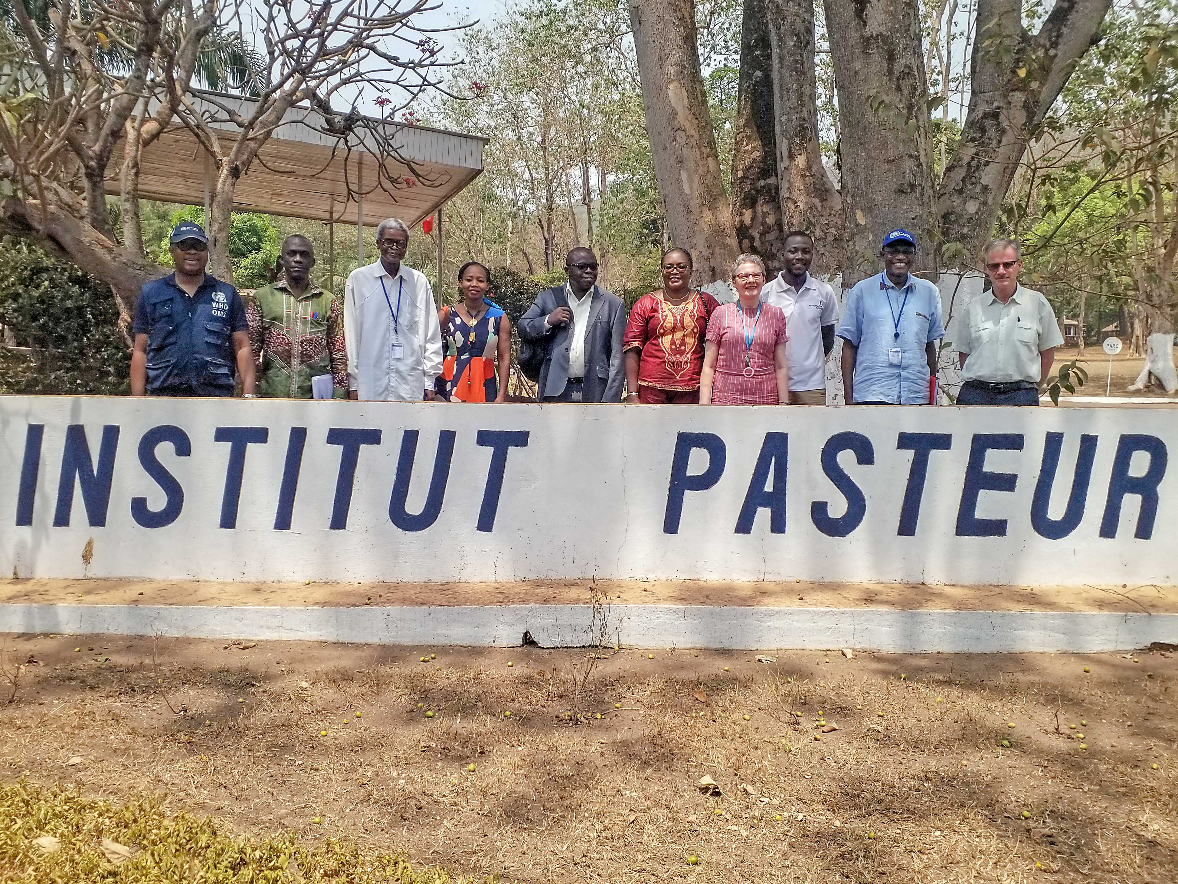 La République Centrafricaine a soumis la documentation nationale pour l'obtention du statut de pays libre de poliovirus sauvage à la vérification du Comité National de Certification. Elle présentera pour la première fois, avec le Cameroun, le Nigéria et le Soudan du Sud la documentation complète devant la Commission Régionale de Certification Afrique au mois de mars 2020.