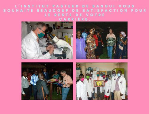 26 août 2020 – Fin de mission pour le Dr Alain BERLIOZ-ARTHAUD
