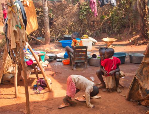 13 octobre 2020 – Comment l'étude AFRIBIOTA enrichit la culture en santé publique de la population centrafricaine